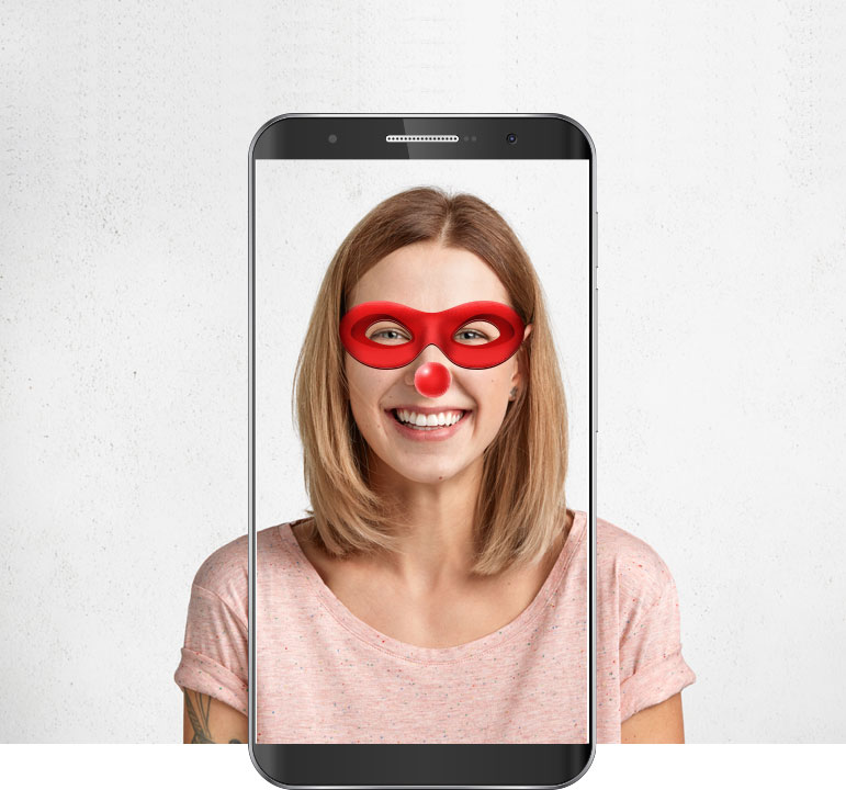 Face Tracking AR Solution