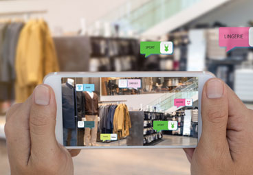 Augmented-Reality-Solution-for-Gaming-and-Entertainment