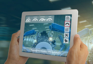 Augmented-Reality-Solution-for-Industrial-Machines