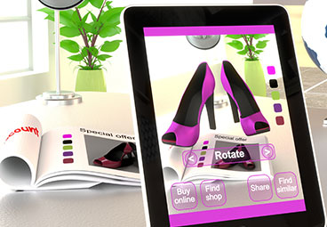Marker-Based-Augmented-Reality-Solution-for-Retail-industry
