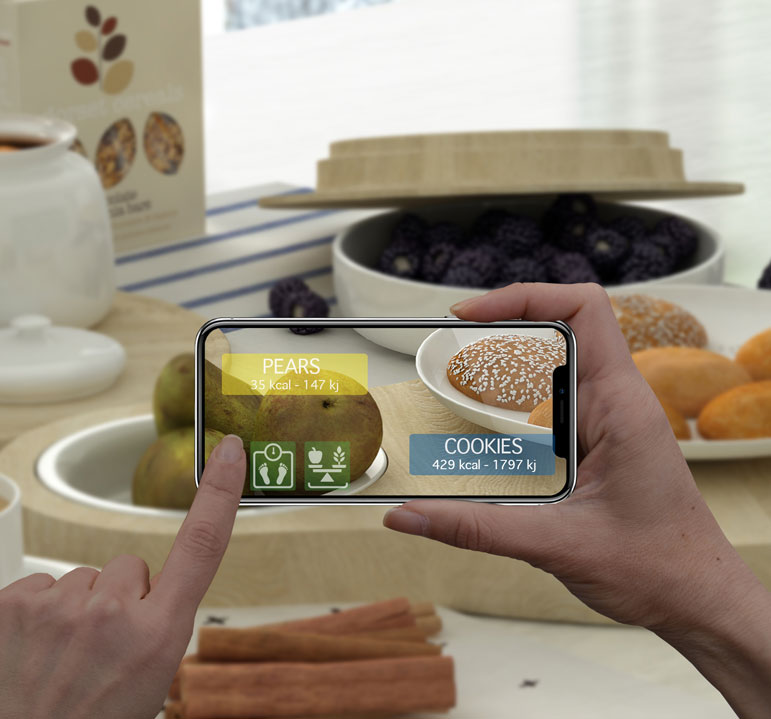 Object-Detection-Based-Augmented-Reality-Solution