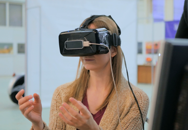 Medicine conferences with VR for an enhanced experience