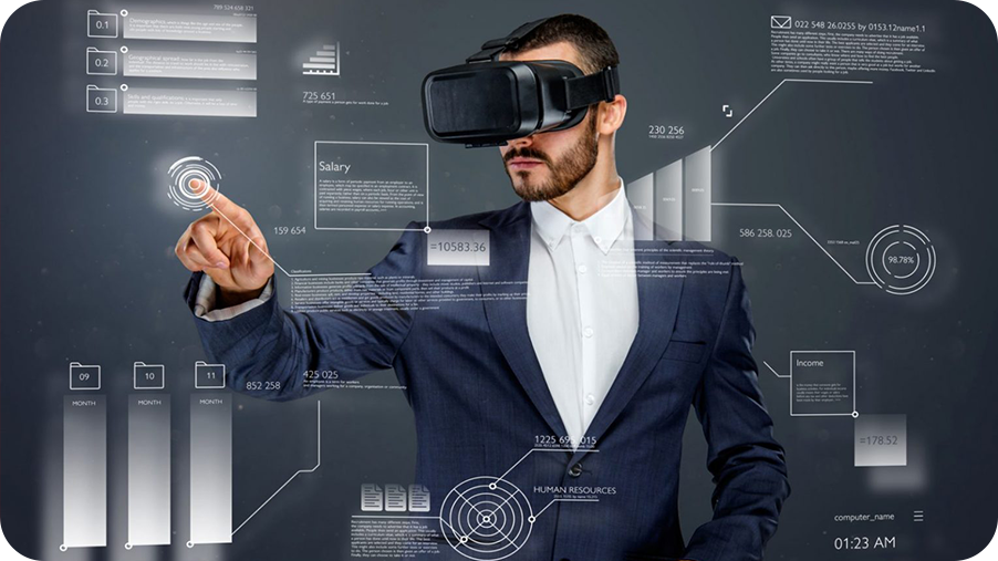 Augmented and Virtual Reality transforming Financial Services?